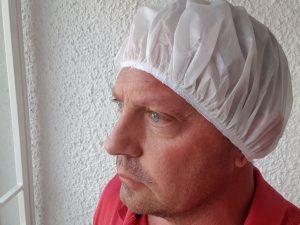 Disposble Shower Cap Standard