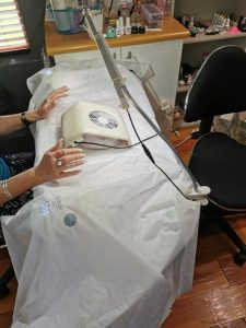 Disposable Mani Table Protector